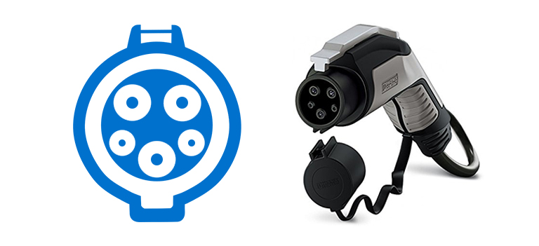 Yazaki, elektrikli araçlar için bir konektör tipi